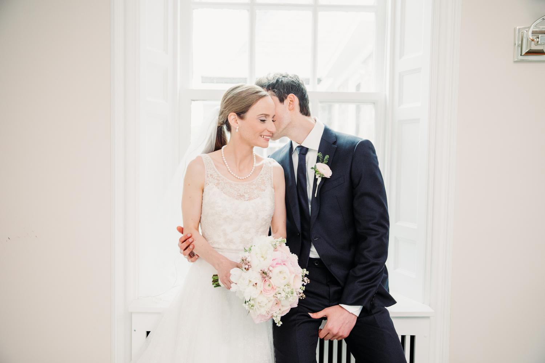 Mclean house wedding photography