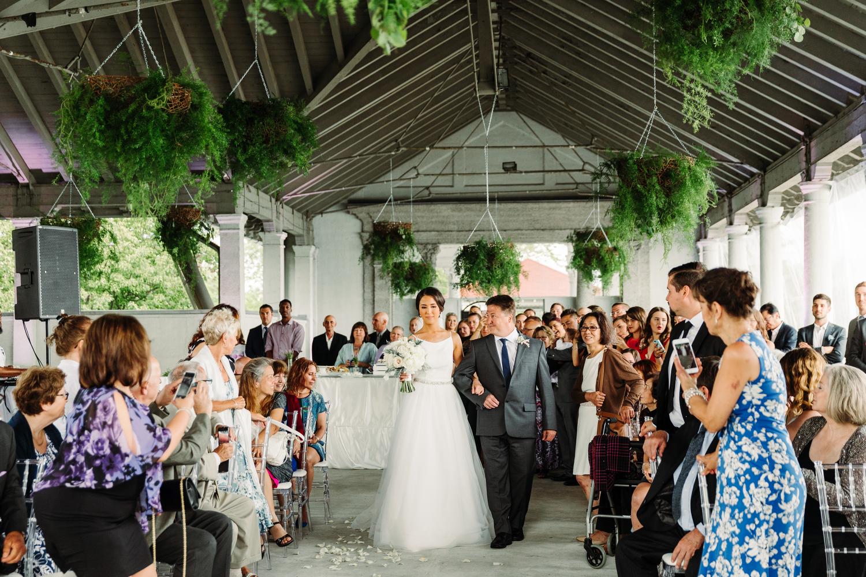 sunnyside pavilion wedding photography