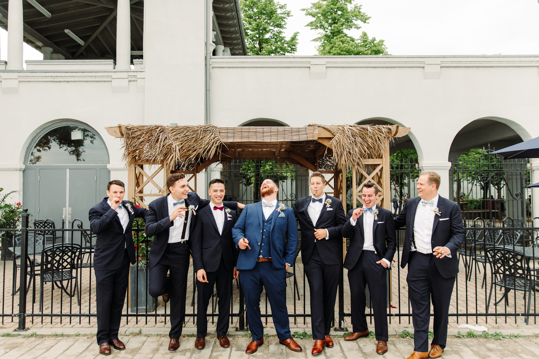 sunnyside pavilion wedding toronto