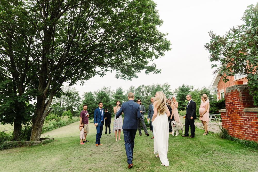 adventurous wedding photography collingwood