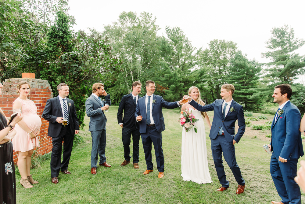 boho wedding photography collingwood