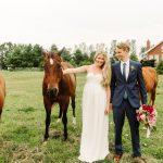 Collingwood Country Farm Wedding Photos