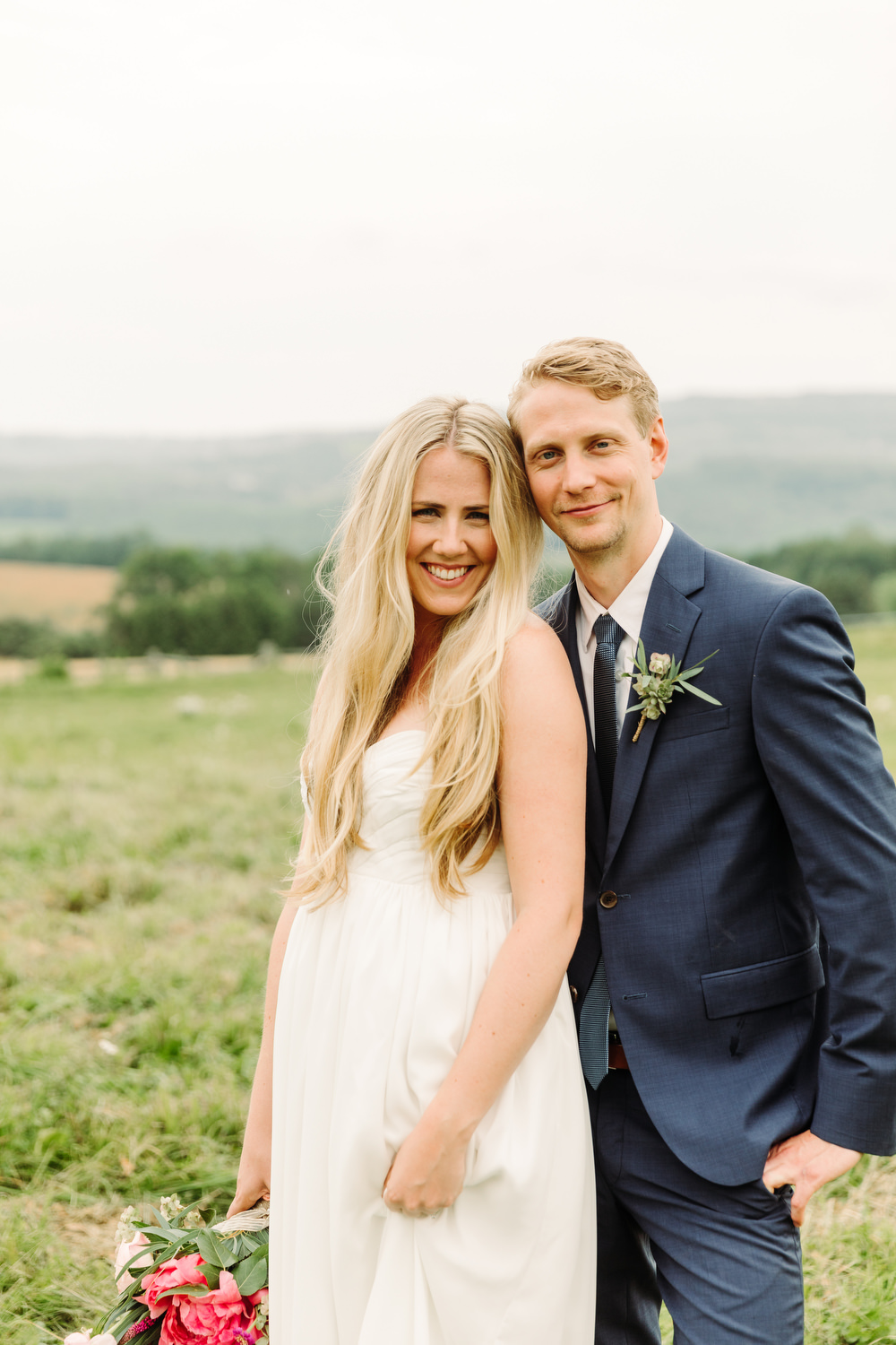 country farm wedding photography in collingwood