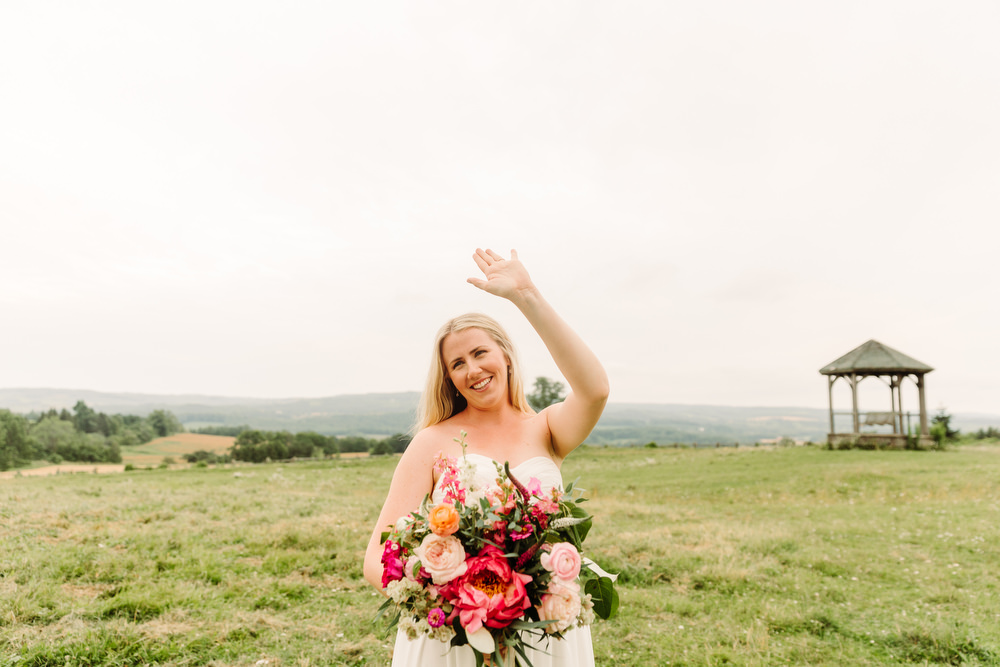 boho bride wedding photography