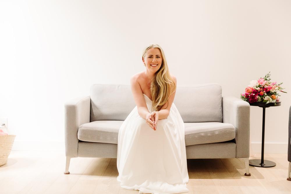 stylish boho bride collingwood