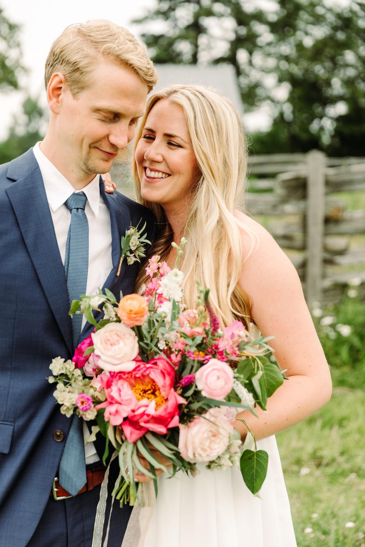 farm wedding collingwood