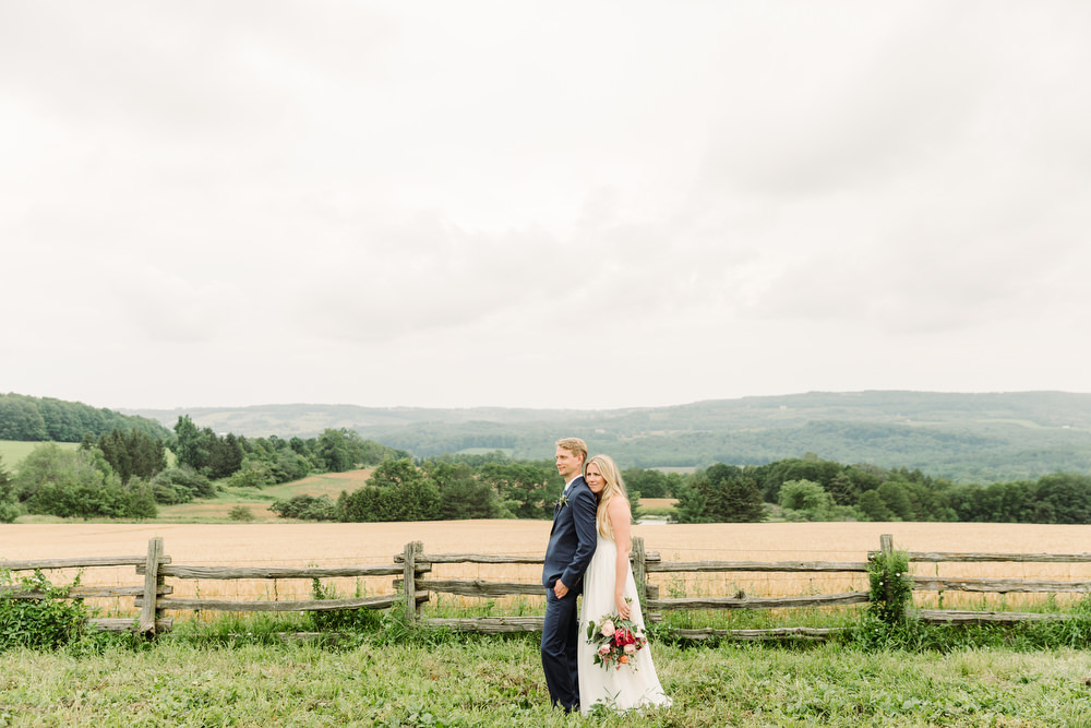 farm wedding collingwood