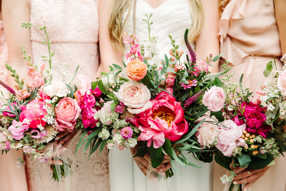 boho wedding flowers collingwood