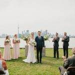 Queen City Yacht Club Wedding Photography