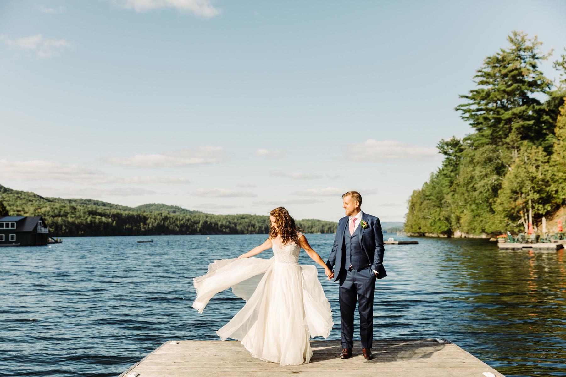 cottage wedding photography