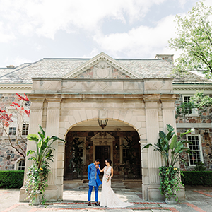 Wedding photography at Graydon Hall in Toronto