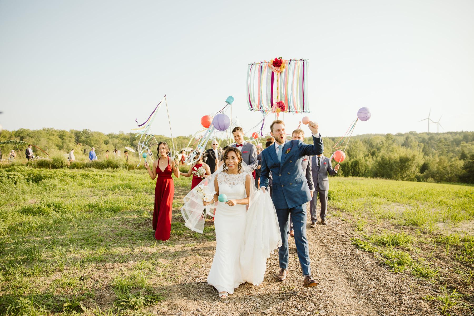 cool barn wedding toronto