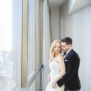 Wedding photography at Arcadian Court in Toronto